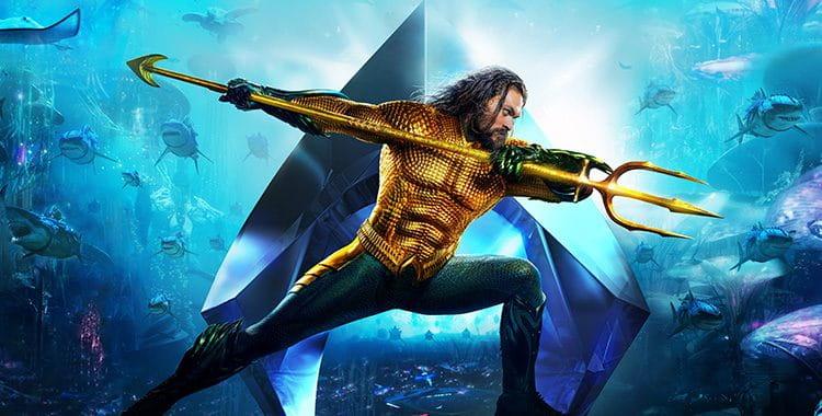 Aquaman | filme bate recorde em pré-venda e ultrapassa Guerra Infinita e Deadpool 2
