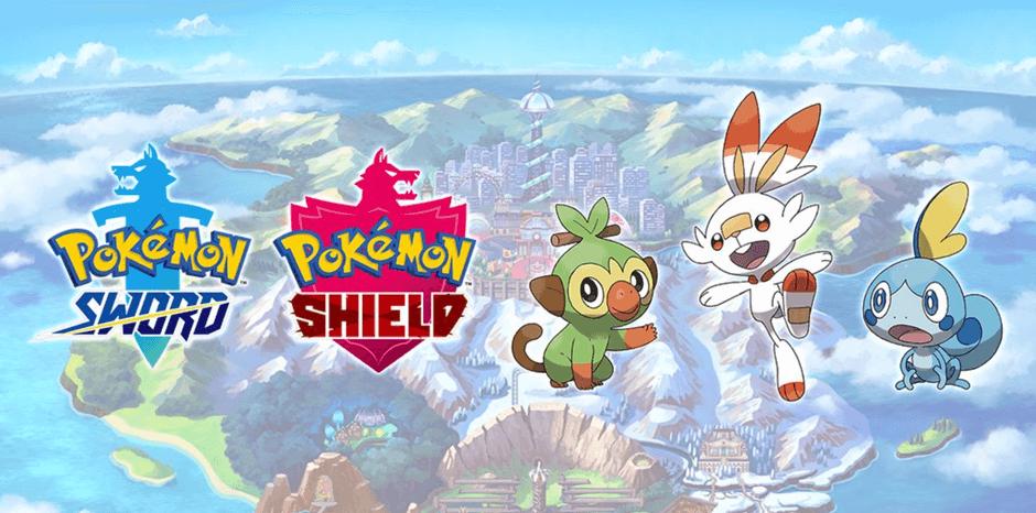 Pokémon Sword & Shield | Games ganham novos vídeos promo, confira