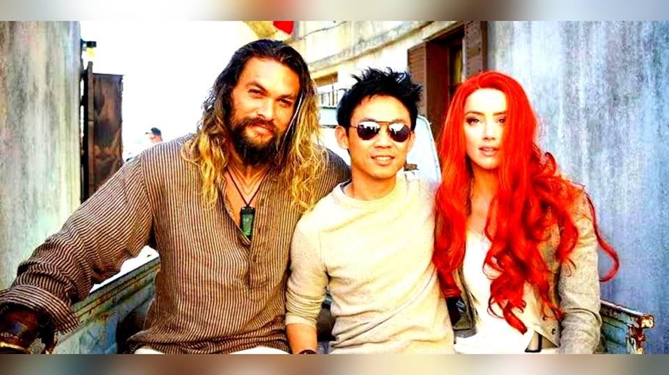 'Aquaman' | James Wan responde a fan sobre trailer