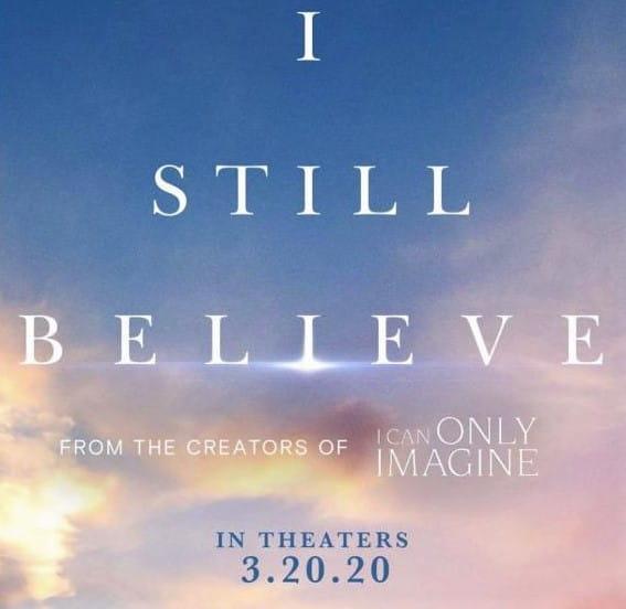 I Still Believe   Novo filme cristão é inspirado na vida de Jeremy Camp