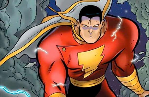 Shazam |  Panini anuncia nova série de quadrinhos