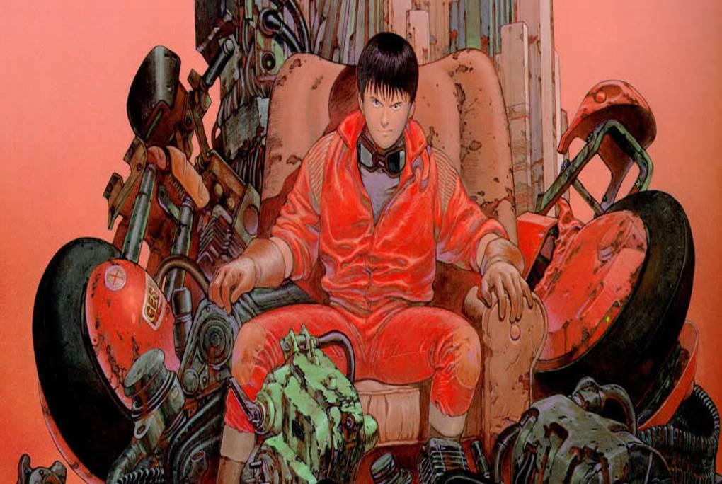 Akira terá relançamento no Brasil