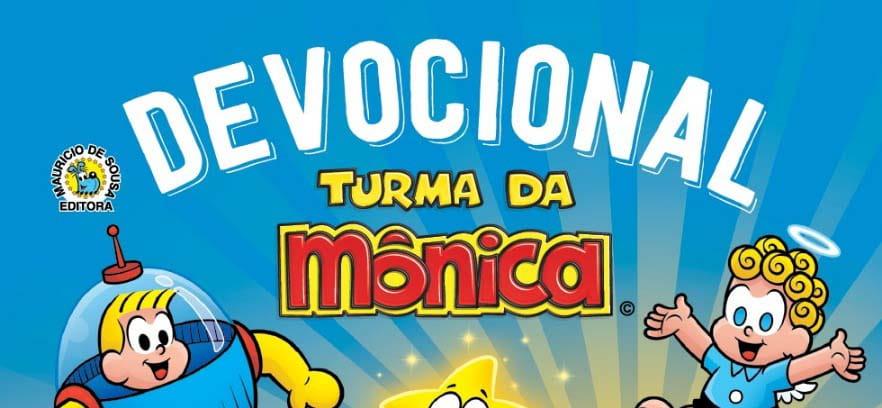 Devocional Turma da Mônica terá pré-lançamento na Bienal