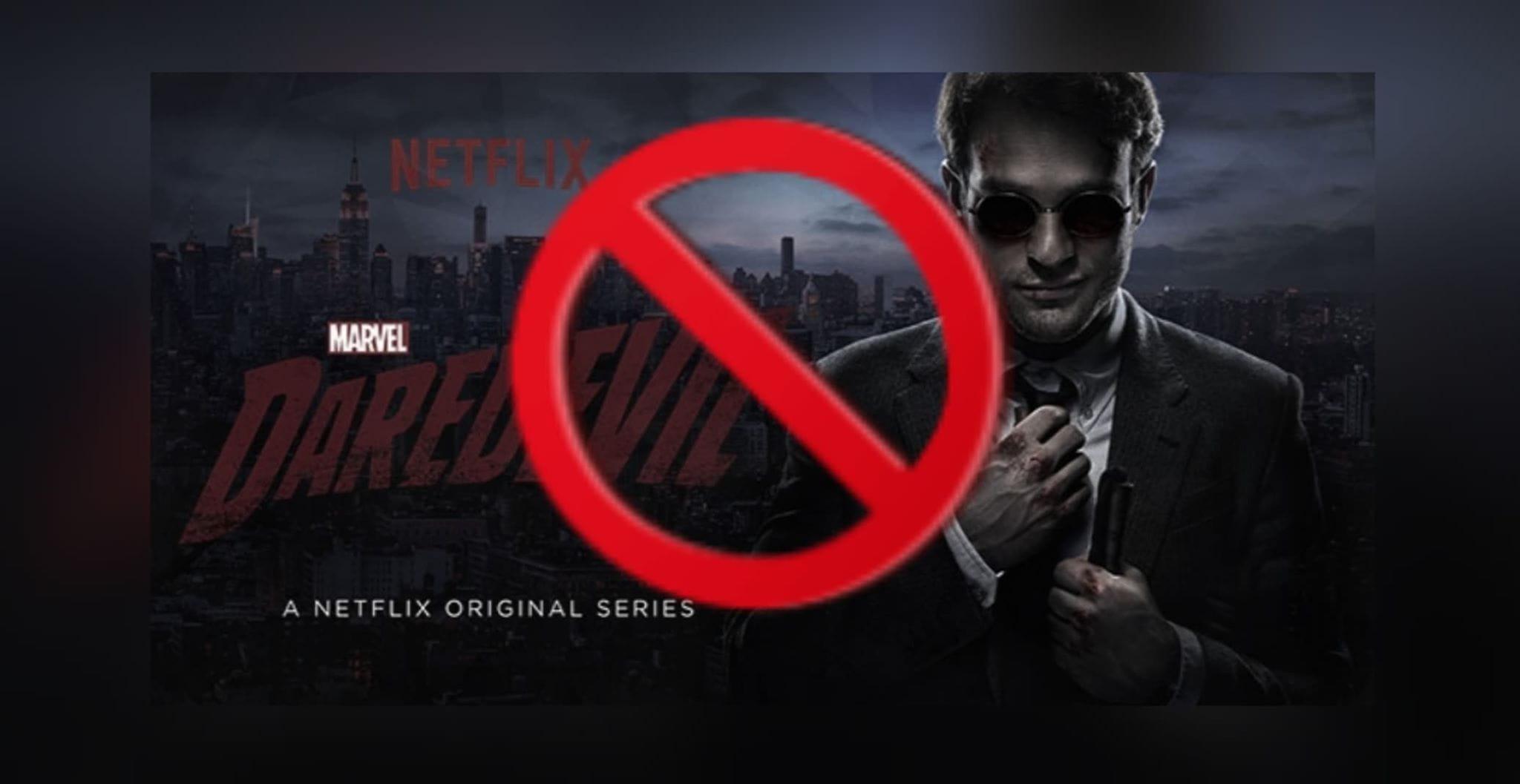 Demolidor   Série é cancelada pela Netflix