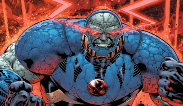 Zack Snyder | Revela quem ele gostaria que interpretasse Darkseid