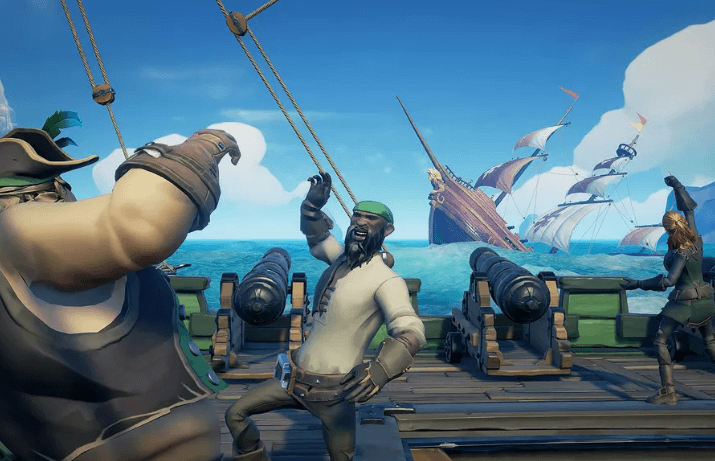 Sea of Thieves   RPG de mesa chegando neste outono