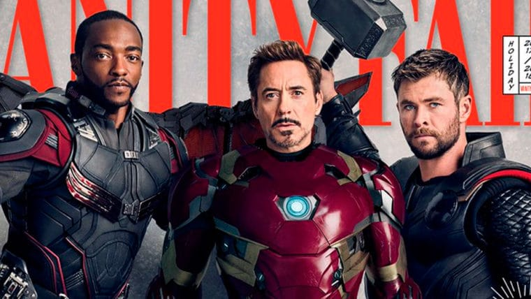 Vingadores Guerra Infinita   Veja as primeiras fotos oficiais do filme