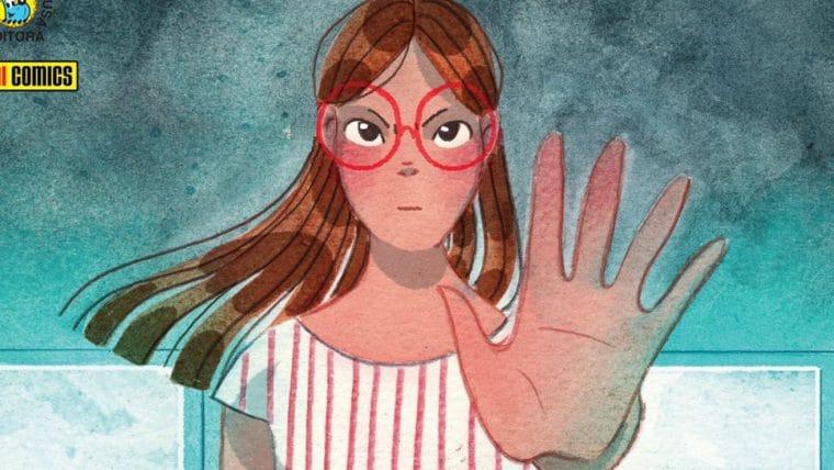 Tina: Respeito   Conheça a capa da nova Graphic MSP