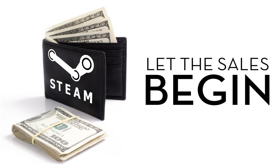 Promoção de verão da Steam tem data para começar