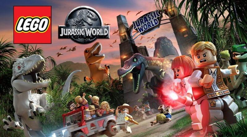 Lego Jurassic World é anunciado para Nintendo Switch