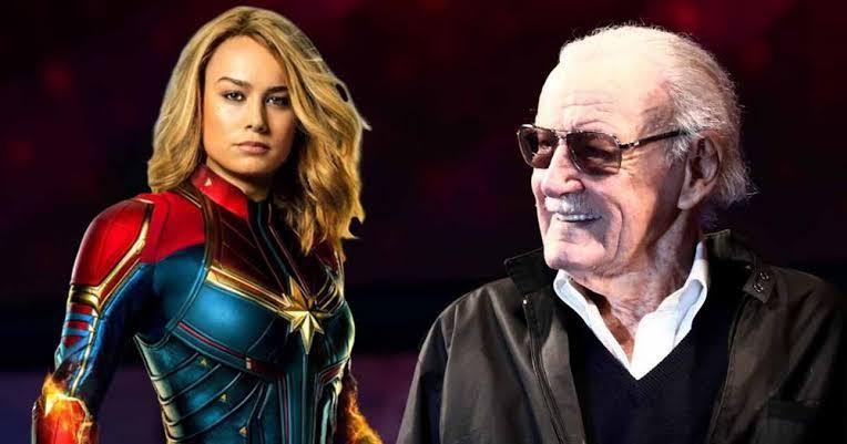 Capitã Marvel   Homenagem a Stan Lee é divulgada