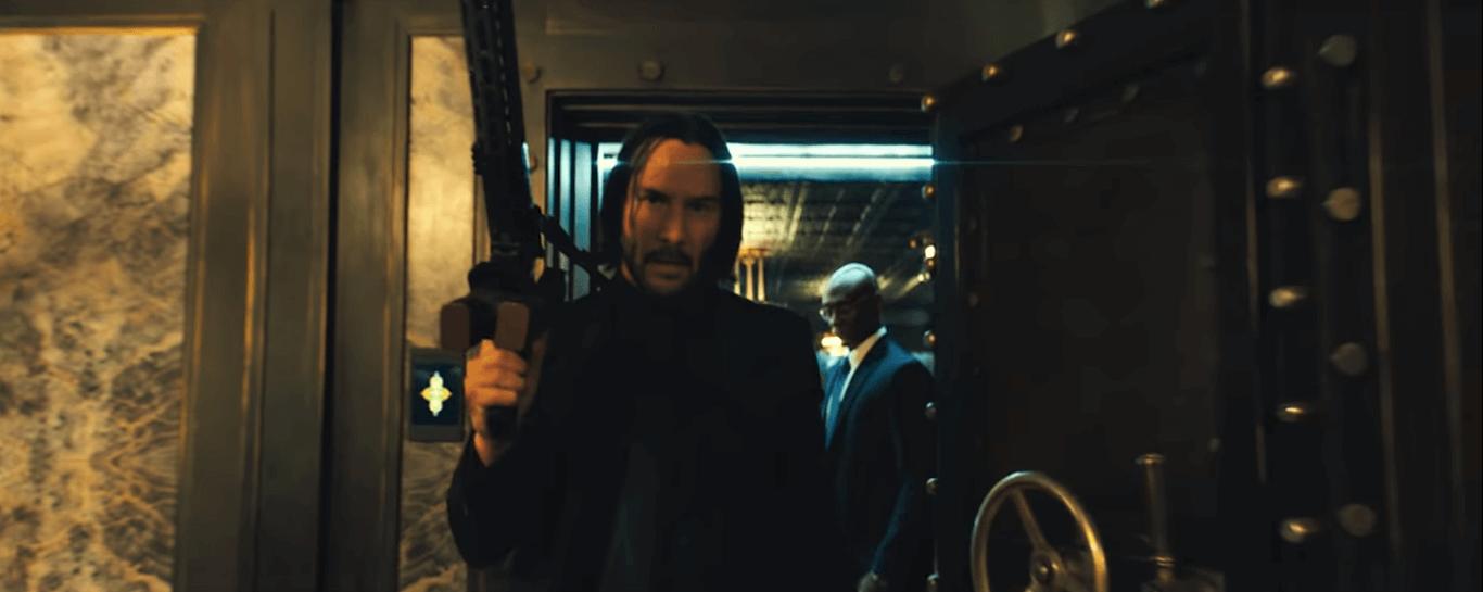 John Wick: Chapter 3 - Parabellum I Ganha trailer e data de lançamento
