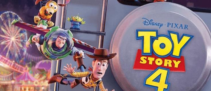 Toy Store 4 | Ganha um novo cartaz bem divertido