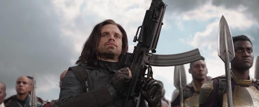 Sebastian Stan | Soldado Invernal virá para a Comic Con 2018