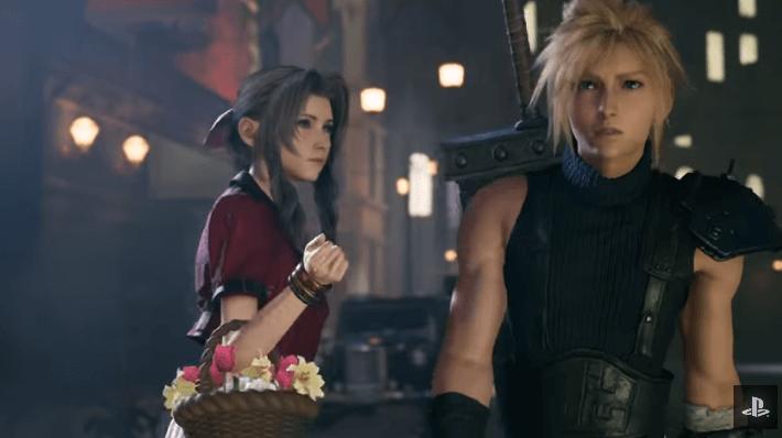 Novo trailer de Final Fantasy VII remake é revelado