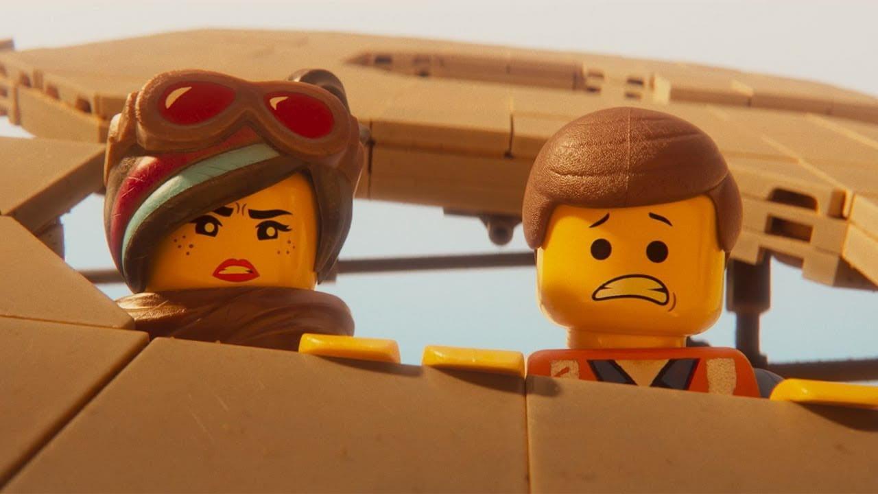 SDCC | The Lego Movie 2 mostra os dois lados de Chris Pratt