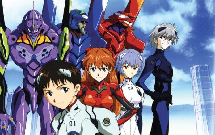 Evangelion   Anime tem sua estreia em Junho, na Netflix