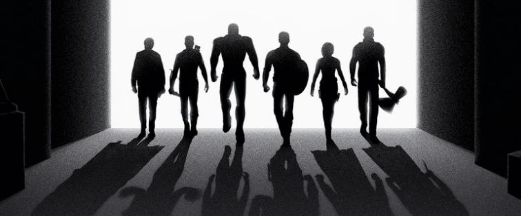 Vingadores: Ultimato | Filme ganha novo cartaz destacando os Vingadores Originais, Confira!!!