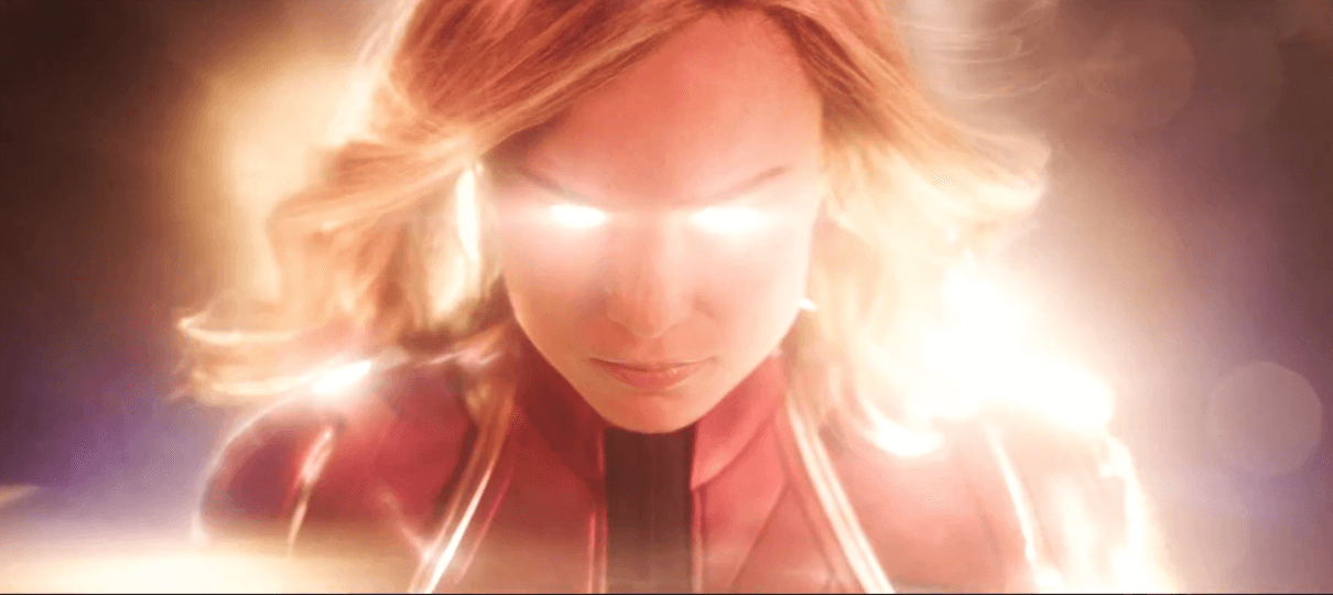 Capitã Marvel   Confira o primeiro trailer do longa