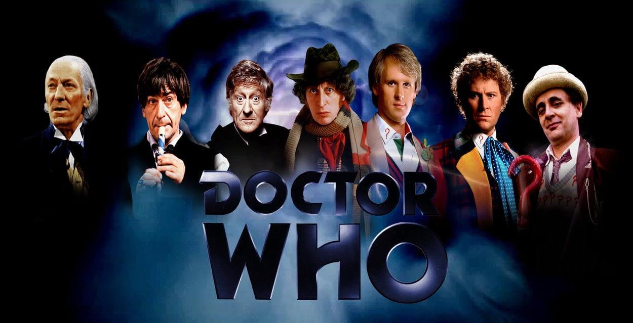 Doctor Who | Twitch Presents fará mega maratona das 26 temporadas clássicas de graça