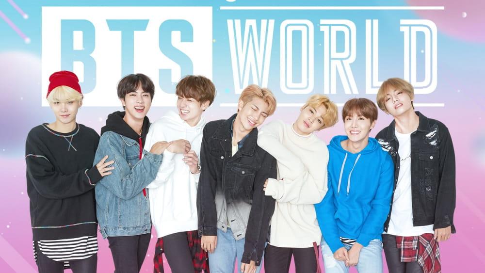 BTS World | Jogo mobile ganha data de lançamento