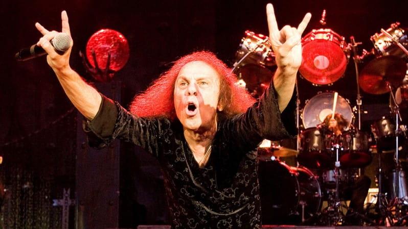 Ronnie James Dio já cantou em albúm de Rock Cristão