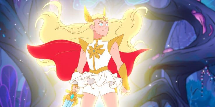 2 ª Temporada de She-Ra e As Princesas do Poder ganham pôster
