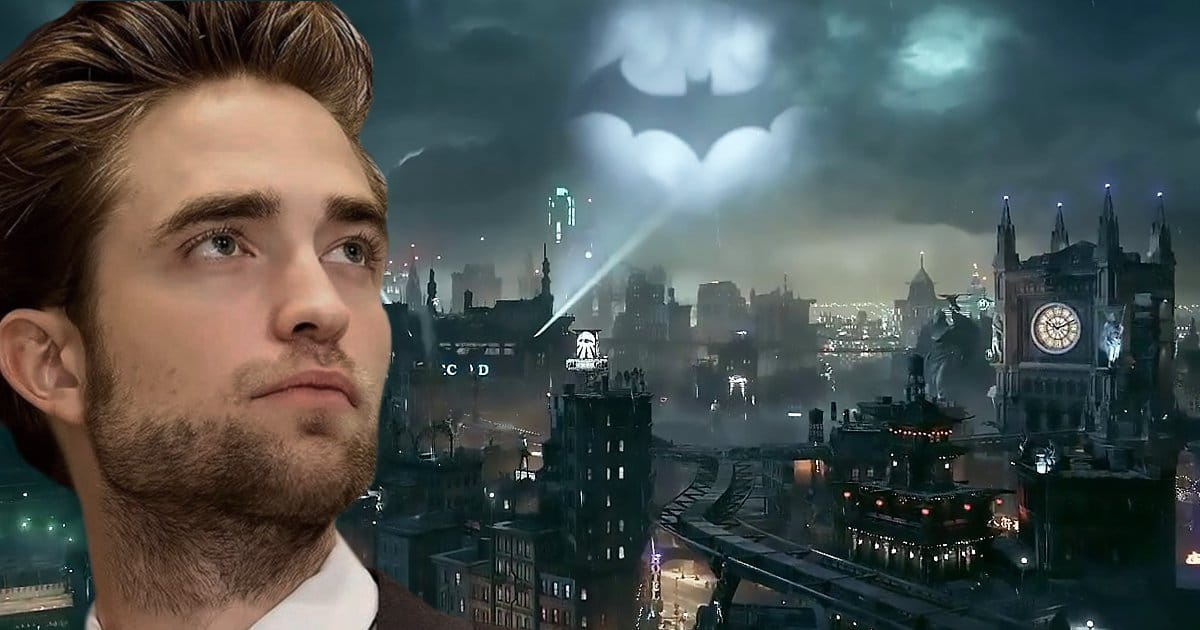 Oficial! Robert Pattinson é o novo Batman