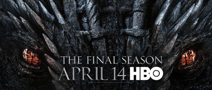 8ª Temporada de Game of Thrones apresenta um novo cartaz