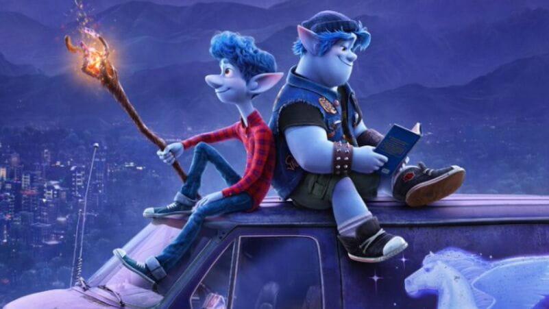 A Animação da Pixar, Dois Irmãos, é processada por plágio