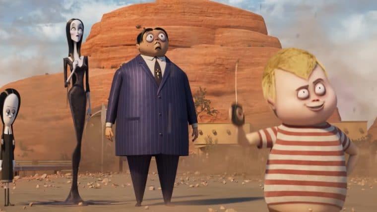 A Família Addams 2   Sequência ganha novo trailer que mostra as férias da família
