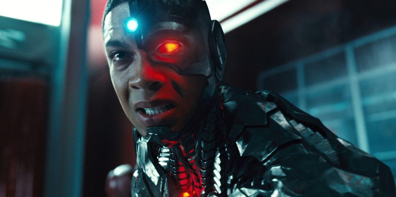 A História do Cyborg no Snyder Cut da Liga da Justiça é muito emocionante