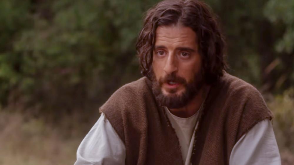 A série com maior fundos de doações de crowdfunding é sobre Jesus
