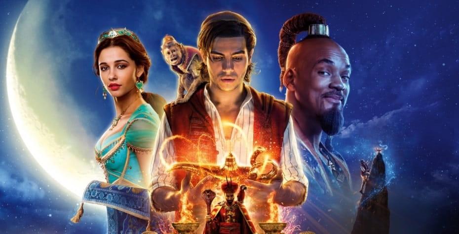 Aladdin – Não esconda-se atrás de máscaras