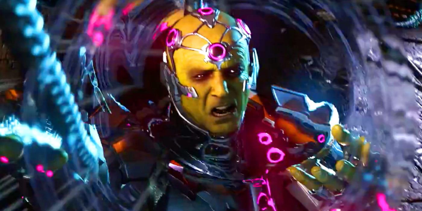 Brainiac invade a terra em novo trailer de Injustice 2