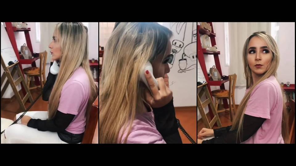 Fabíola Melo - Paródia do teaser de Gente da Pri Alcântara