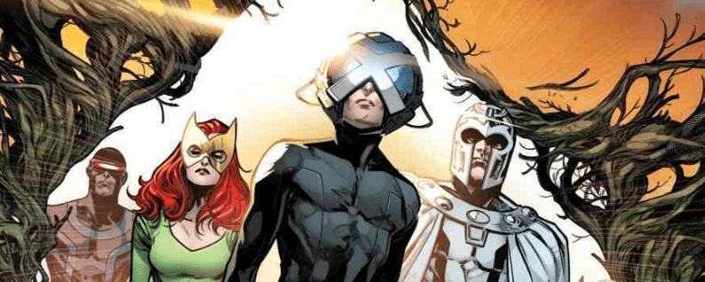 Marvel revela primeiro olhar na nova era dos X-Men