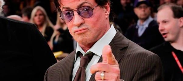 Gravar Guardiões da Galaxia foi com tirar férias, diz Stallone