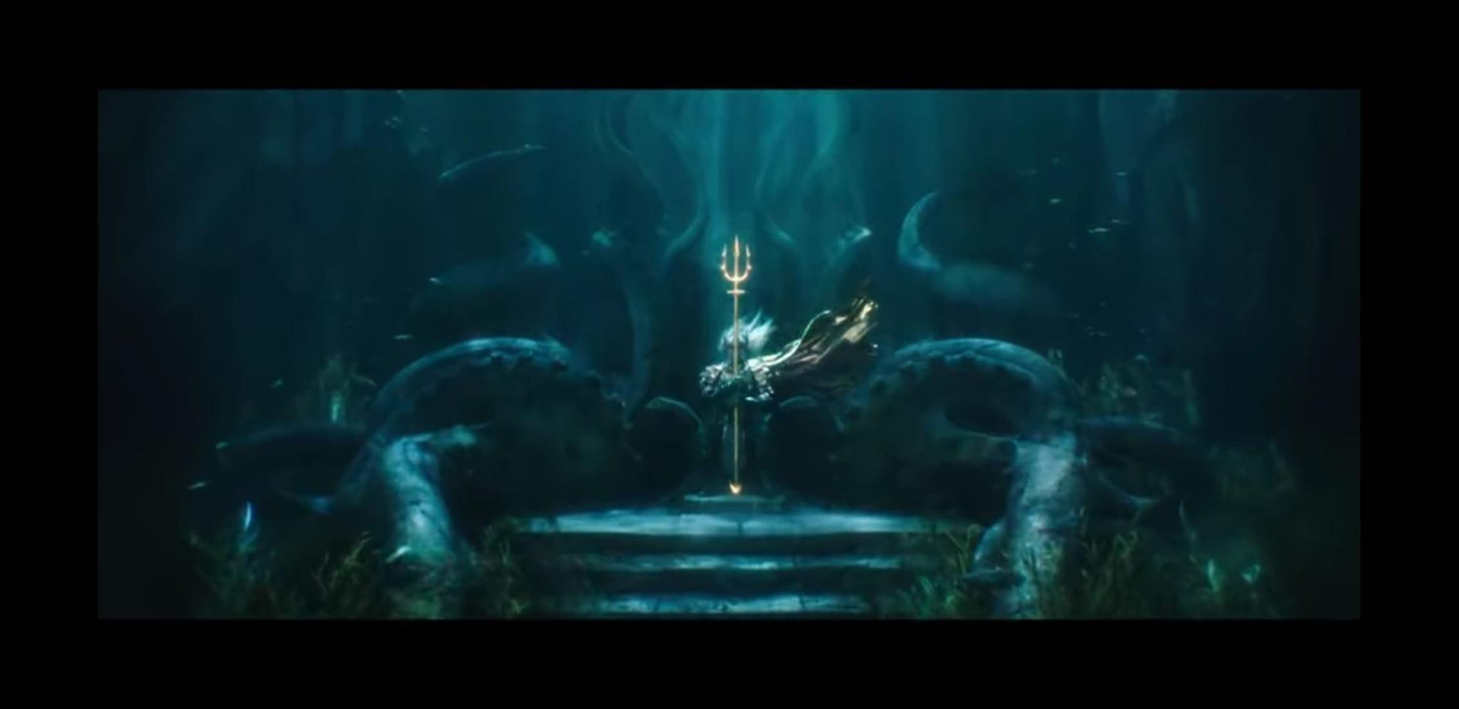 Aquaman | Maior bilheteria da DC, números atualizados e agradecimento especial de Momoa