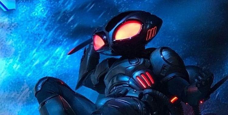 SDCC | Visual oficial de Aquaman e Arraia Negra são revelados