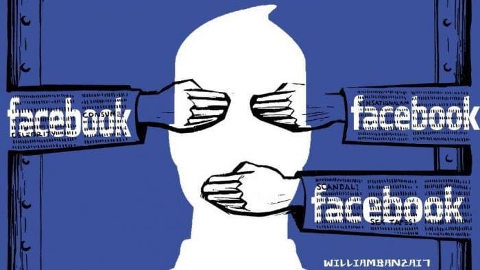 Conservadores e Cristãos estão sendo censurados pelo Facebook e Google