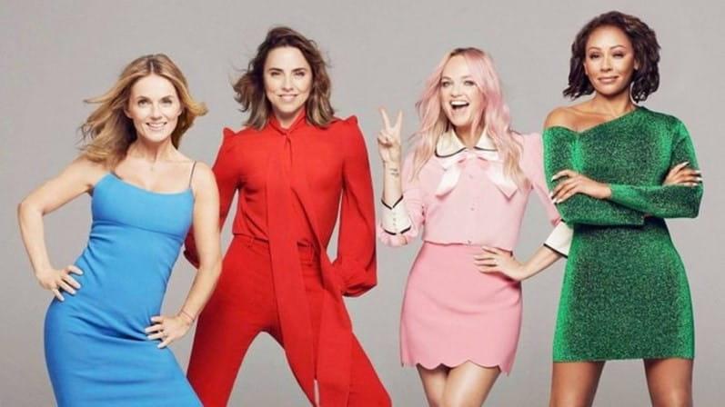 Spice Girls filme animado está em obras