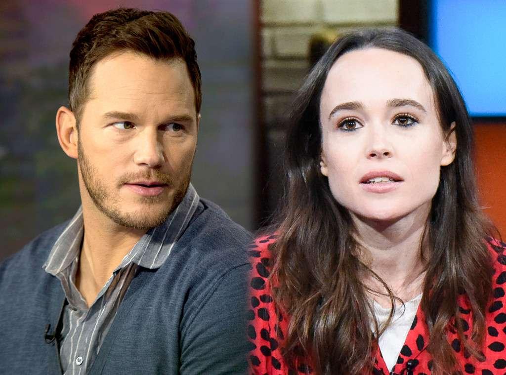 Chris Pratt defende sua congregação após crítica de Ellen Page
