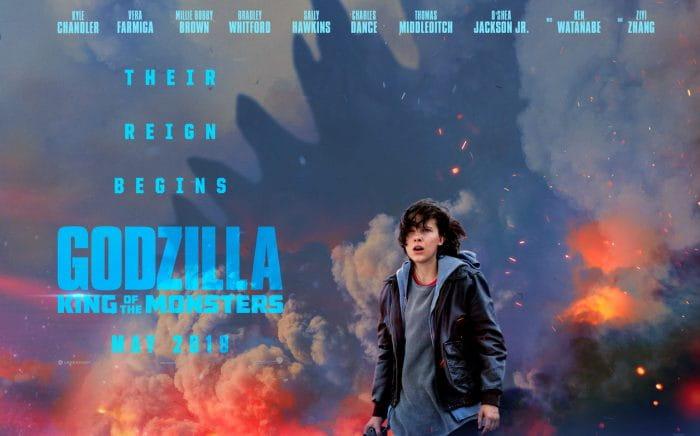 Godzilla 2   Millie Bobby Brown em destaque no primeiro teaser