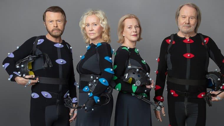 ABBA usará tecnologia de rejuvenescimento para show virtual