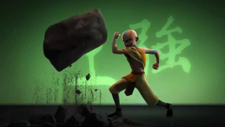 Abertura de Avatar: A Lenda de Aang é recriada por artistas fãs em 3D