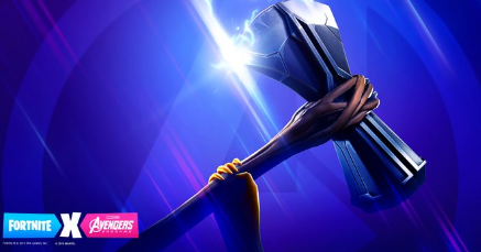 Fortnite compartilha novo imagem promovendo o evento para Vingadores: Ultimato