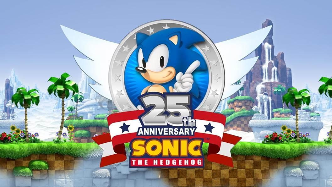 Sonic comemora 25 anos e SEGA faz vídeo comemorativo