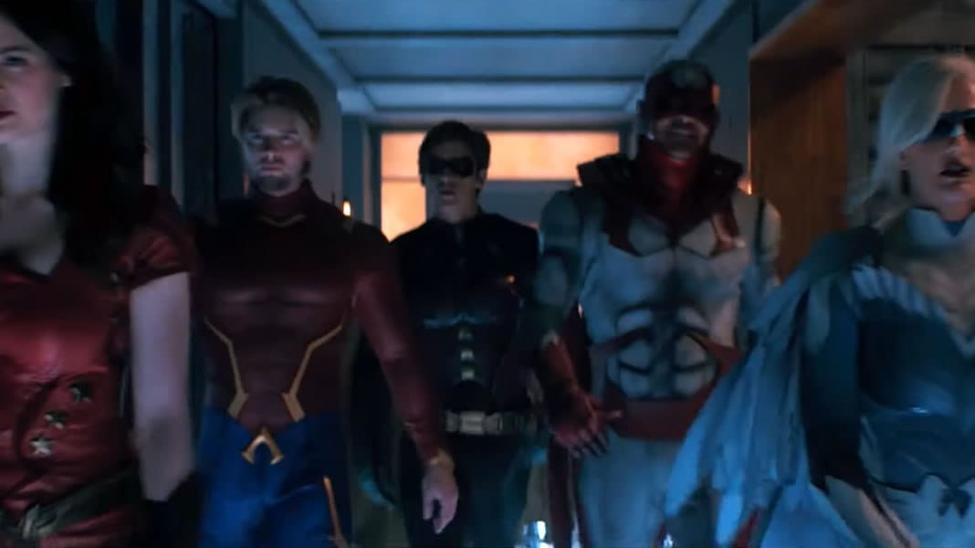 Titãs | Exterminador é apresentado em novo trailer