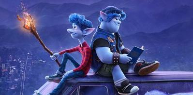 A Pixar lança o primeiro cartaz de Onward